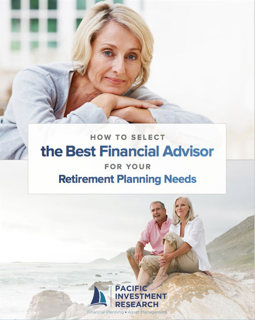 How to select financial advisors ebook